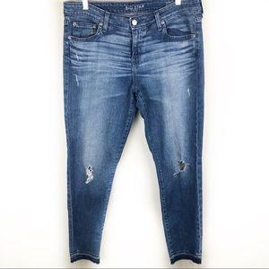 Big Star- Alex Ankle Skinny jeans size: 32